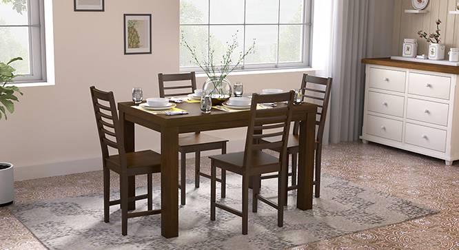 Nashville maysville 4 seater dining table set urban ladder for Dining sets nashville tn