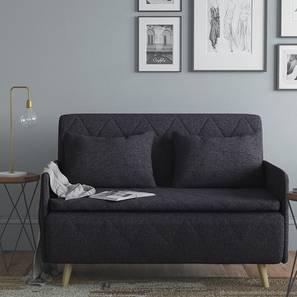 Makati Sofa Cum Bed (Dark Grey)