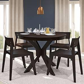 Liana gordon 4 seater round dining table set mh 00 lp