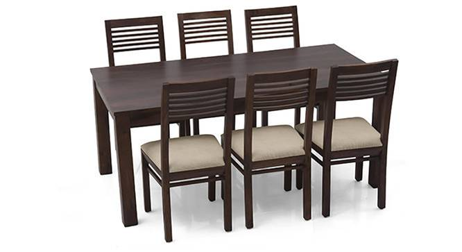 Arabia Xl Zella 6 Seater Dining Set Urban Ladder