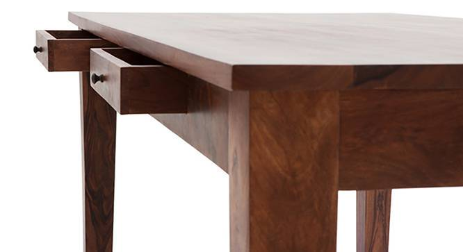 Oliver Zella 6 Seater Dining Table Set With Upholstered