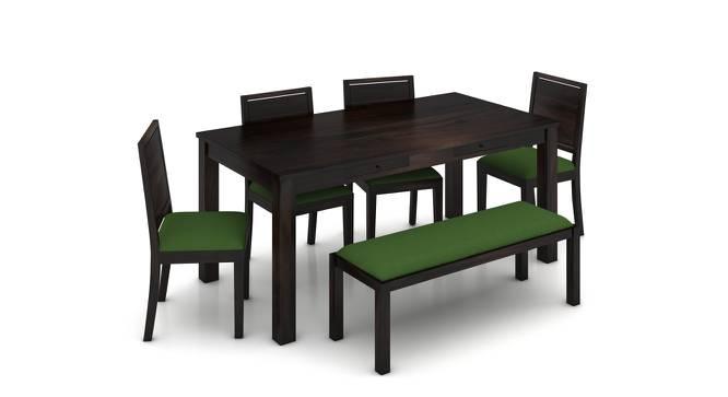 Arabia Xl Storage Oribi 6 Seater Dining Table Set With