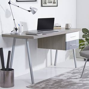 home office table desk. Twain Study Table (Cherry Melamine Finish) Home Office Desk T