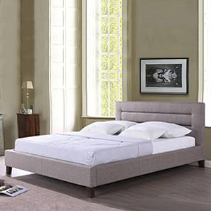 Gemellus upholstered bed