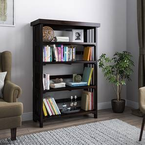 Rhodes wide folding bookshelf 00 lp