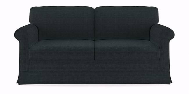 Cambridge Sofa (Grey) (Grey, 1-seater Custom Set - Sofas, None Standard Set - Sofas, Fabric Sofa Material, Regular Sofa Size, Modular Sofa Type)