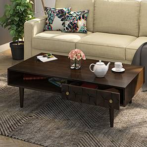 Pierre Coffee Table (American Walnut Finish)