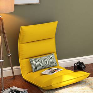 Fleetwood Futon Lounger (Yellow)