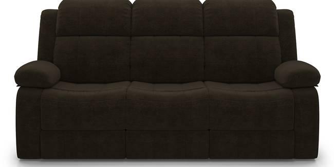 Robert Recliner Sofa Set (Coffee Brown Fabric) (1-seater Custom Set - Sofas, None Standard Set - Sofas, Fabric Sofa Material, Regular Sofa Size, Regular Sofa Type, Coffee Brown Fabric)