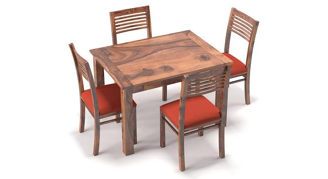 Arabia 4 To 6 Extendable Zella 4 Seater Dining Table Set