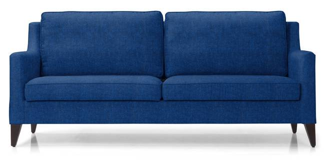 Greenwich Sofa (Cobalt) (Cobalt, Fabric Sofa Material, Regular Sofa Size, Regular Sofa Type)