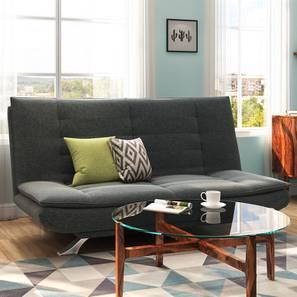 Edo Sofa Cum Bed (Grey)