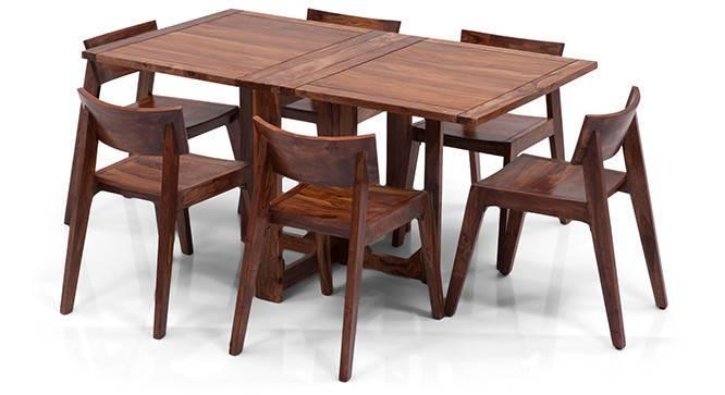 Danton 3 To 6 Gordon 6 Seat Folding Dining Table Set