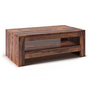 Epsilon coffee table teak 60