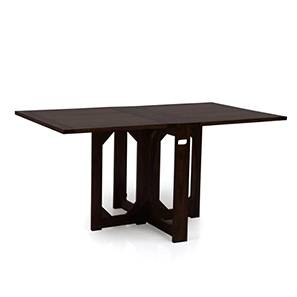 Danton 3 to 6 folding dining table