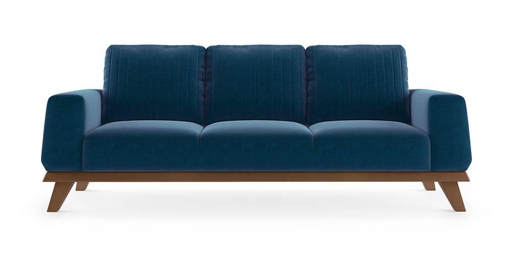 Granada Sofa (Cobalt Blue) by Urban Ladder