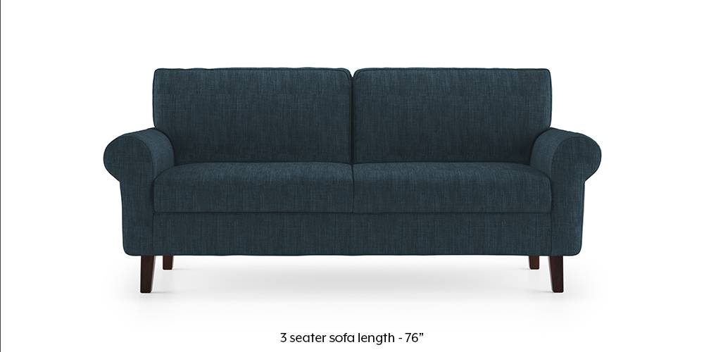Oxford Sofa (Indigo Blue) by Urban Ladder