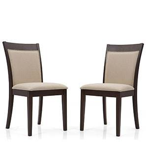 Dalla Dining Chairs - Set of 2 (Latte)