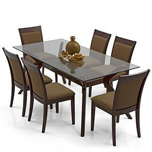 Dining Table Set 6 seater wooden dining sets: buy 6 seater wooden dining sets