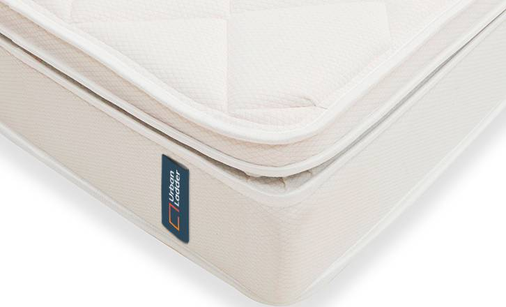 Cloud Pocket Spring Mattress with Memory Foam & Temperature Control by Urban Ladder
