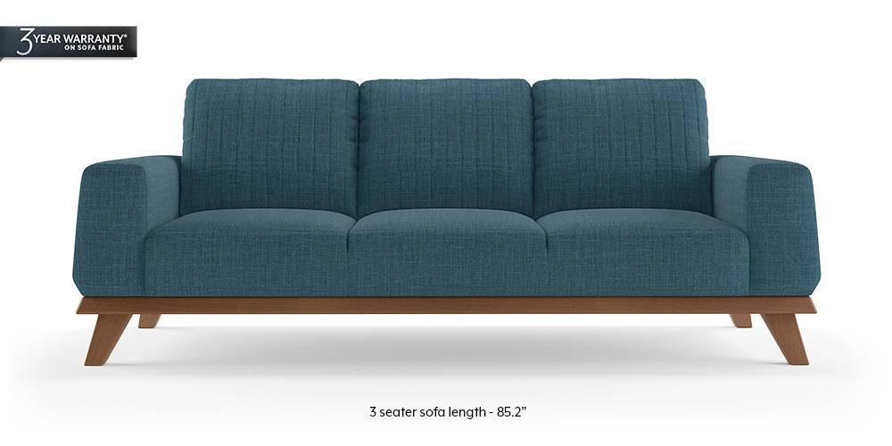 Granada Sofa (Colonial Blue) by Urban Ladder