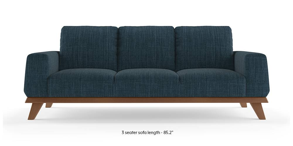 Granada Sofa (Indigo Blue) by Urban Ladder