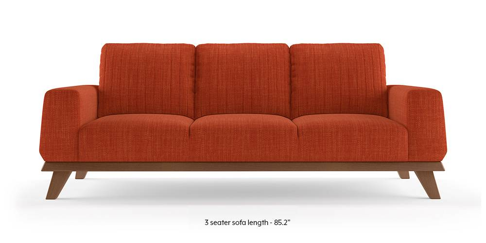 Granada Sofa (Lava Rust) by Urban Ladder