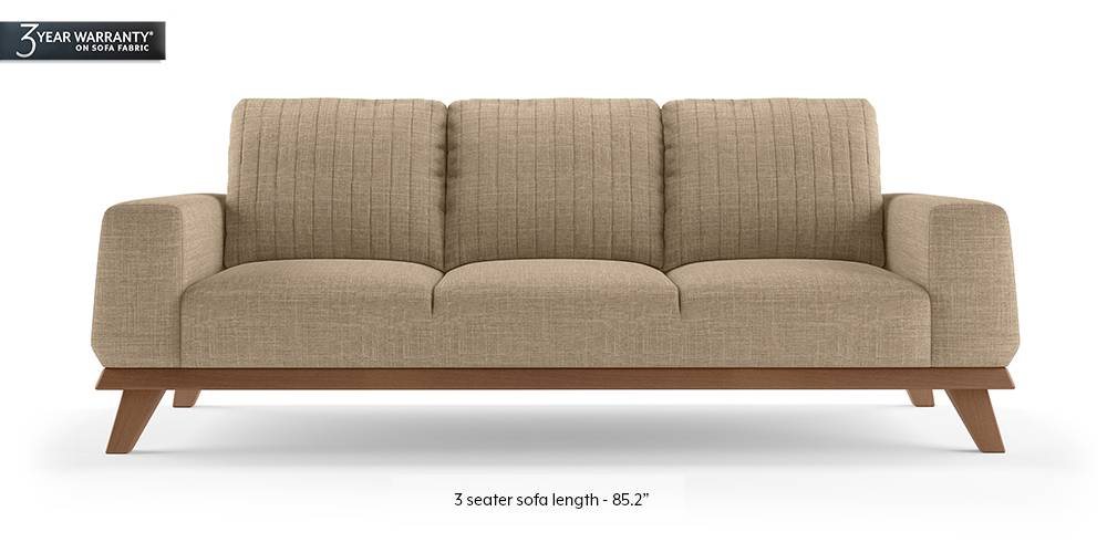 Granada Sofa (Sandshell Beige) by Urban Ladder