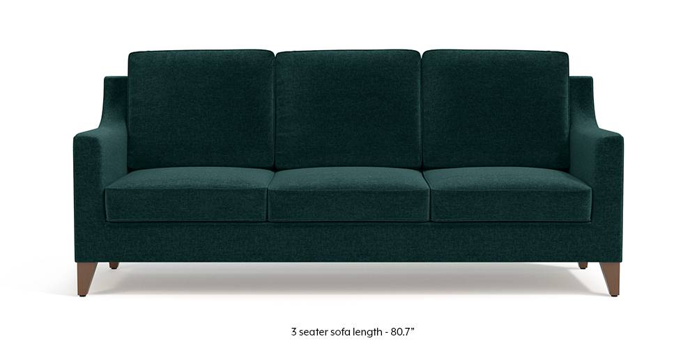Abbey Sofa (Malibu Blue) by Urban Ladder