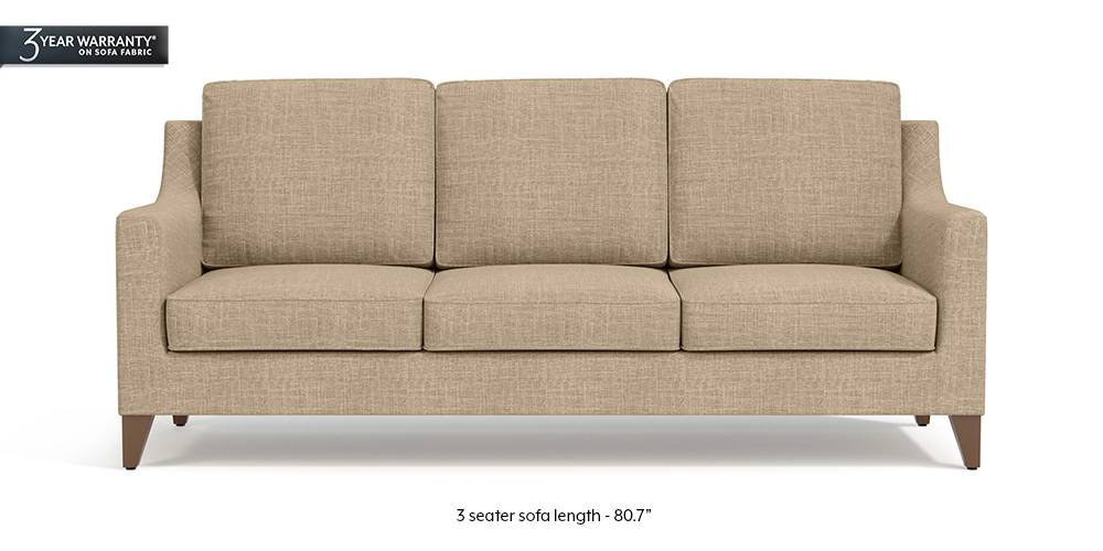 Bexley Sofa (Sandshell Beige) by Urban Ladder