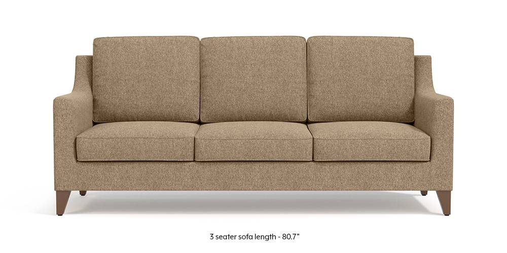 Bexley Sofa (Safari Brown) by Urban Ladder