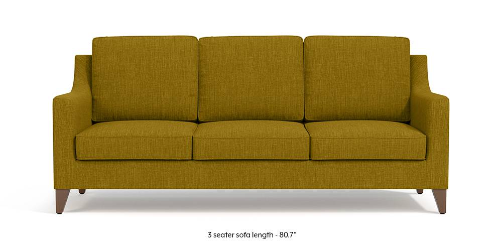Bexley Sofa (Olive Green) by Urban Ladder
