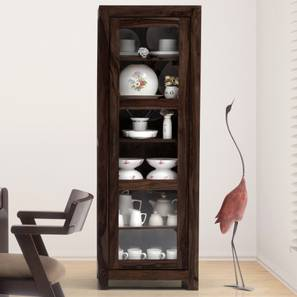 Murano single door display cabinet %28mahogany%29 00 lp