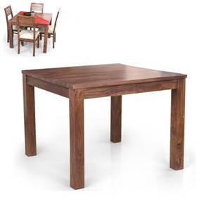 Arabia dining table square teak finish 00 img 0577 square b