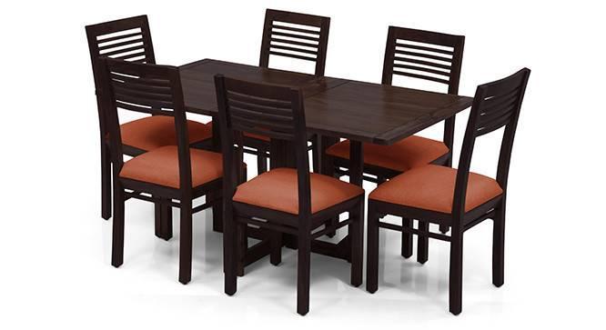 Danton 3 To 6 Zella 6 Seater Folding Dining Table Set