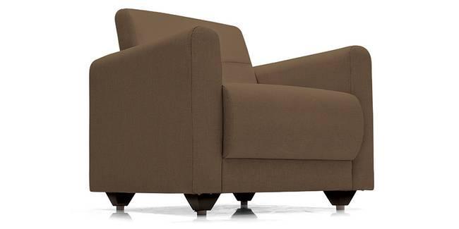 Lloyd Sofa (Mocha) (Mocha, Fabric Sofa Material, Compact Sofa Size, Regular Sofa Type)
