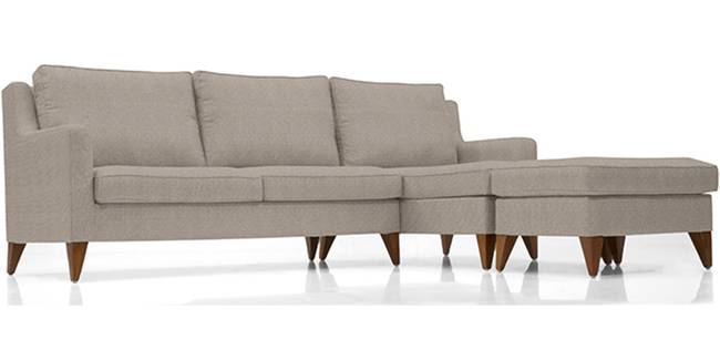 Greenwich Sectional Sofa (Mist) (Mist, Fabric Sofa Material, Regular Sofa Size, Sectional Sofa Type)