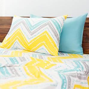 Matisse Bedsheet Set (Yellow, Double Size)