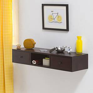 Wall Shelves & Kitchen Racks Online: Wooden & Wall Mounted Designs ...