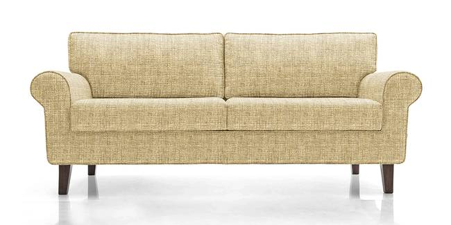 Oxford Sofa (Sandstorm) (Sandstorm, Fabric Sofa Material, Regular Sofa Size, Regular Sofa Type)