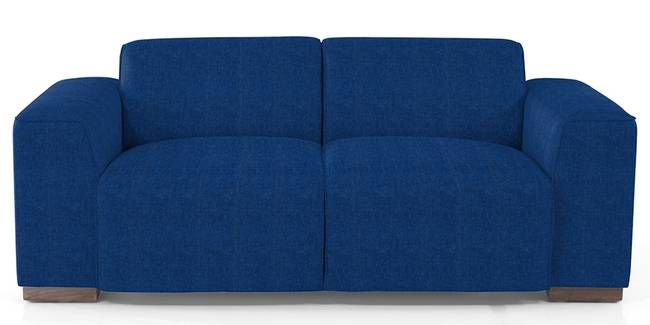 Althea Sofa (Cobalt) (Cobalt, Fabric Sofa Material, Regular Sofa Size, Regular Sofa Type)