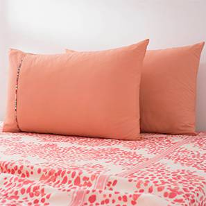Konnoi Bed Cover (Pink, Queen Size)