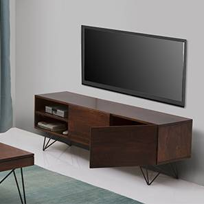 Dyson TV Unit (Walnut Finish)