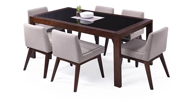 Vanalen 6 to 8 Extendable Leon 6 Seater Dining Table Set  : VanalenExtendableLeon6SeaterDiningTableSetBeige023 from www.urbanladder.com size 666 x 363 jpeg 56kB
