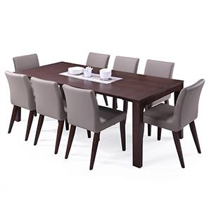 Buy 8 Seater Wooden Dining Sets Online In India Urban Ladder