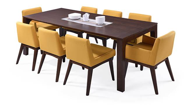 Arco Leon 8 Seater Dining Table Set Urban Ladder