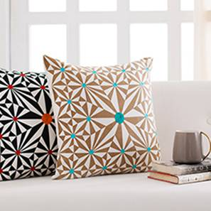 "Keisha Cushion Cover - Set of 2 (16"" X 16"" Cushion Size)"