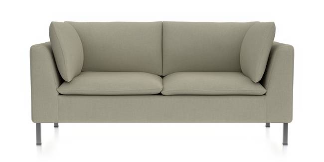 Bau Modular Sofa (Greige Brown) (Fabric Sofa Material, Regular Sofa Size, Modular Sofa Type, Greige Brown)