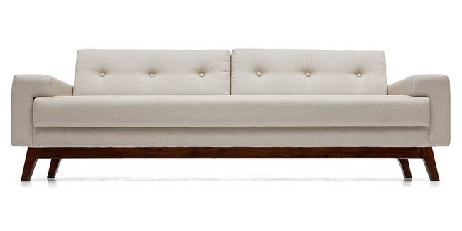 Venetti Sofa (Pearl) (Pearl, Fabric Sofa Material, Regular Sofa Size, Regular Sofa Type)