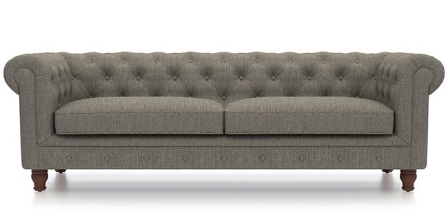 Winchester Fabric Sofa (Mist) (Mist, Fabric Sofa Material, Regular Sofa Size, Regular Sofa Type)